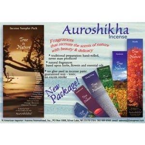 auroshikha incense