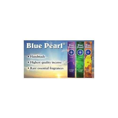 blue pearl incense